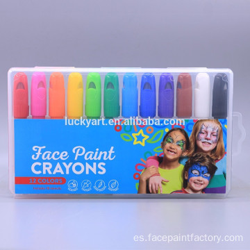 Logotipo personalizado Cosplay Face Paint Crayon
