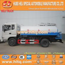 DONGFENG 4x2 8000L Dung Saugwagen 170hp Cummins Motor