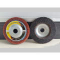 Aluminium Oxide/Zirconium Oxide Abrasive Flap Disc for Polishing