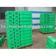 Temporary Fencing Feet plastic feet legs