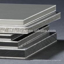ACM fachadas ventiladas alucobond panneau composite en aluminium