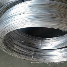 Galfan Wire / Zn-Al-Alloy Coating Iron Wire