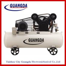 8BAR de 250L 4P 7.5HP 5.5KW Compressor(GDV-100) aire libre de aceite