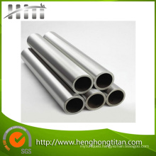 High Quality Ti Gr. 2 Titanium Alloy & Titanium Pipe / Tube
