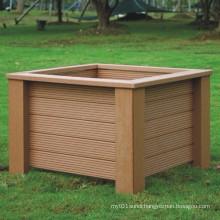 High Quanlity Wood Plastic Composite /WPC Flower Box610*610*422