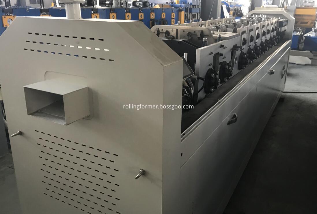 89 CU profile light gauge steel framing machine 0