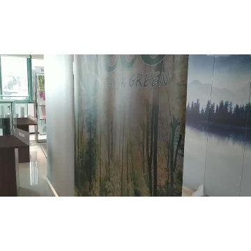 Tela de algodão Eco Solvent Dupla Impressão