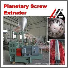 Hochleistungs-Planetenschneckenextruder für die Kunststoffproduktion zur Herstellung von PVC-Rohrprofilen tornillo planetario