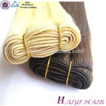 human hair extension ash blonde hair weaves