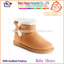 China top sales high-top warmer winter children boots