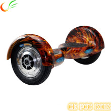 Black Scooter Electric Board Smart Hoverboard