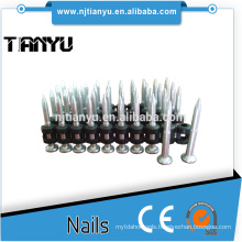 38/40mm Gas plastic collated concrete drive pin