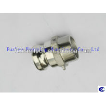 SS316 Quick connectors with male NPT thread China manufacturer