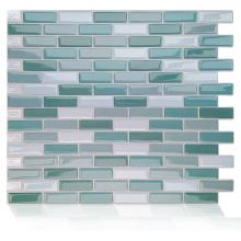 Мозаика виниловая настенная плитка самоклеющаяся наклейка