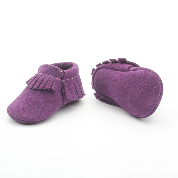 Moccasin Baby Shoes