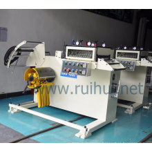 Uncoiler Machine Add Gear Lubrication System
