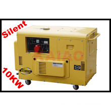 10.5kVA 3-Phase Silent Diesel Generator with CE, ISO, BV, SGS, Lowest Price!