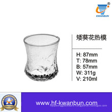 Top Grade Glass Cup for Vodka Whiskey Cup Kitchenware Kb-Hn0353