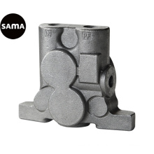 Grey, Ductile Iron Shell Mold Sand Casting for Valve Body