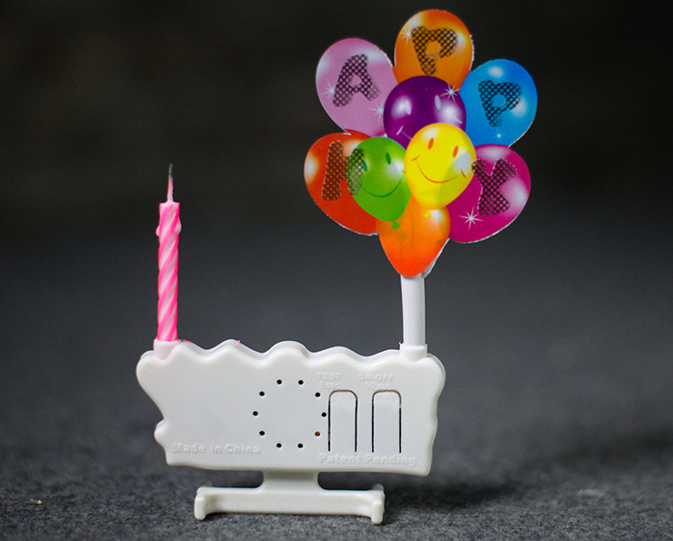 recycle birthday candles