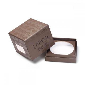 Коробка изготовленного на заказ картона упаковывая свечки