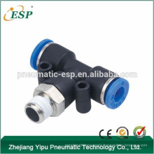 China supplier pneumatic fittings,pneumatic palistc fittings,fittings