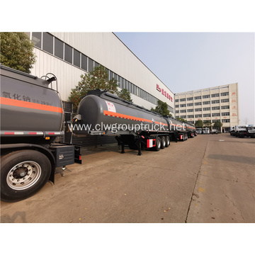 Crude Fuel Oil Tanker Semi Trucks Trailer