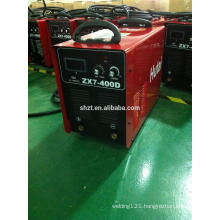 portable three phase inverter IGBT MMA electric arc welding machine