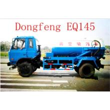 Dongfeng EQ145 aspiration des eaux usées camion