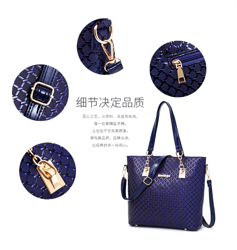 Korean PU-Shoulder Ladies bag