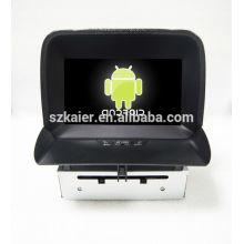 Quatro núcleos! Android 6.0 carro dvd para Ford Tourneo com 8 polegadas tela capacitiva / GPS / Link Mirror / DVR / TPMS / OBD2 / WIFI / 4G