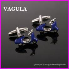 VAGULA qualidade latão Motor abotoaduras (HL10125)
