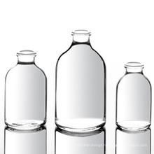 Clear Moulded Injection Vials for Antibiotics, ISO/Sfda 20mm USP Type I, II, III