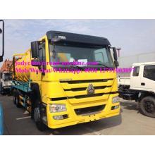 SINOTRUK HOWO 6x4 20000L sewage suction truck