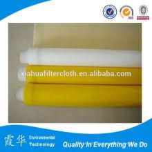 DPP 50T 123mesh 70um PW poliéster malha tela de impressão de seda