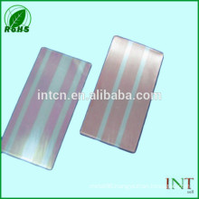 ISO certificated Chinese factory supplies silver clad Cu strip