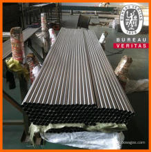 316 Stainless Steel Seamless Tube/Pipe with top quality for flexible hose