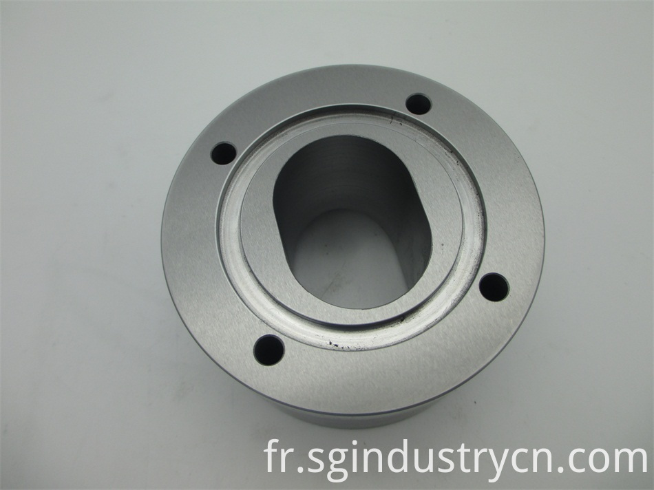Steel Machining Fixtures