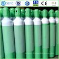 Cylindre de gaz en acier sans couture à haute pression de 27L (ISO204-27-20)