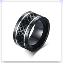 Men′s Fashion Stainless Steel Jewelry Finger Ring (SR785)