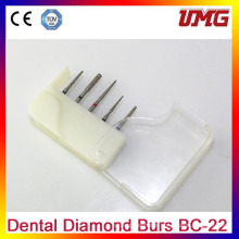 CE Approve Dental Burs, Dental Diamond Burs