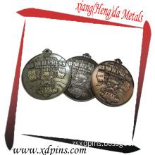 Antique Professional Metal Sport Medal China Supplier