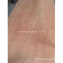 4,0 mm Bintangor / Red Meranti / Okoume Sperrholz, Sperrholz aus Holz