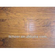 Pavimentos laminados de madeira de qualidade comercial