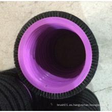 """1.7 """"pincel de rueda original de alambre negro para Bruckner Big Machinery"""