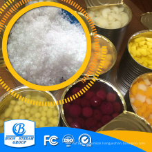 High quality monosodium phosphate 98% DIHYDRATE FOOD GRADE china orign