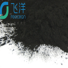 La decoloración del cand de la vitamina activó el carbono de madera, ampliamente utilizado en la refinación