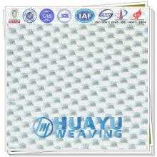 YT-3677,3d tecido de malha de ar, tecido de malha de urdidura de poliéster