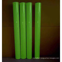 Yellow Green Photoluminescent Luminous Film Self Adhesive