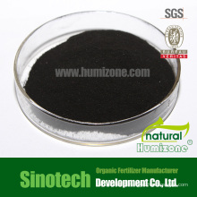 Humizone 90% Poudre Humate de potassium Humic Acid From Leonardite (H090P)